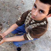 Des enfants enrôlés par les rebelles syriens