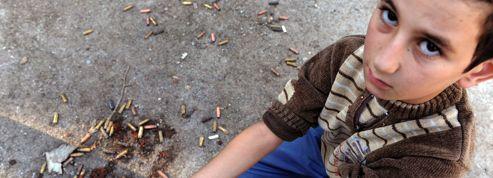Des enfants seraient enrôlés par les rebelles syriens