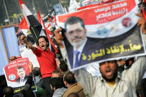 Samedi, au Caire.