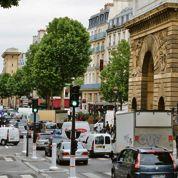 Grands Boulevards: double sens s'étend jusqu'à Drouot