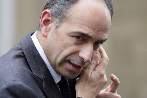 Jean-François Copé, lundi à Paris.