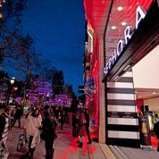 Le shopping nocturne sur les Champs menacé