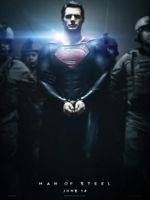 Le second poster officiel de  Superman - Man of Steel .