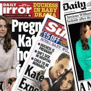 Kate bientôt maman, la presse anglaise jubile