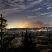 Assad veut un «glacis» autour de Damas