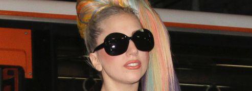 Lady Gaga : un escarpin haut perché aux enchères