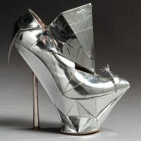 La chaussure a été estimée par le cabinet d'expertise Chombert Sternbach entre 4000 et 5000 €. (DR)