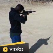 Une arme à feu faite avec une imprimante 3D