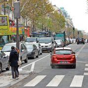 Grands Boulevards : double sens en rodage