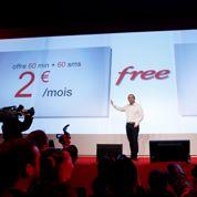 Free Mobile baisse encore les prix