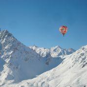 Les 5 voyages en ballon dans les Alpes