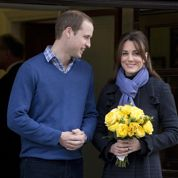 Kate Middleton aquitté l'hôpital