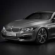 BMW Concept Série 4, un coupé en approche