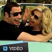 Travolta et Olivia Newton-John en duo