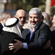 Mechaal à Gaza pour la «victoire» du Hamas