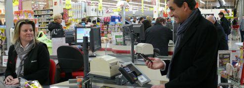 Auchan lance une nouvelle solution de paiement mobile