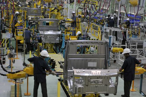 Le ralentissement indien «contrebalance l'expansion plus rapide de grandes économies d'Asie du Sud-Est».