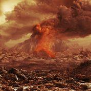 Vénus : l'éruption d'un volcan suivie en direct