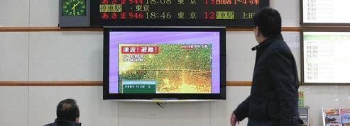 Alerte au tsunami levée après un séisme au large du Japon