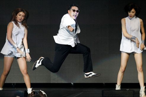 Gangnam Psy Style Party Music