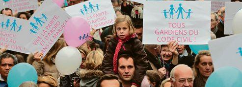 Manifestation monstre en vue contre le mariage gay