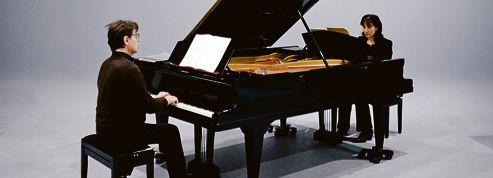 En tête à tête au piano