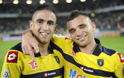Boudebouz-Martin : «Comme des frères»
