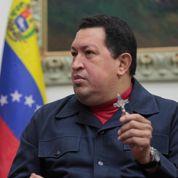 Malade, Chavez se désigne un successeur