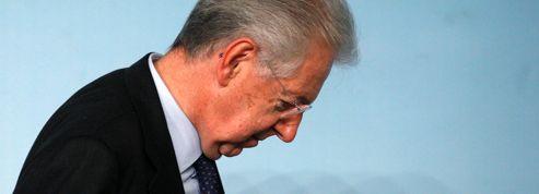 Italie : Monti rattrapé par ses réformes impopulaires