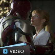 Iron Man 3 :Paltrow dans une explosion