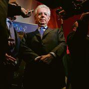 Le départ de Mario Monti inquiète