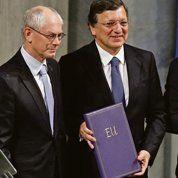 L'UE en crise et divisée reçoit son Nobel