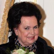 Vichnevskaïa s'est éteinte