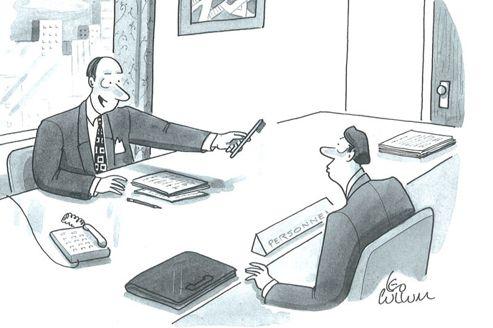 L'humour au bureau... en dessin