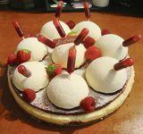 Le cheesecake de La Fabrique à Gâteaux