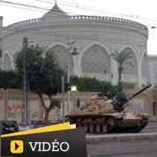 Égypte : le centre du Caire sous haute tension