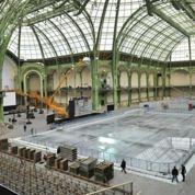 Paris : les patinoires éphémères s'installent