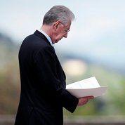 Mario Monti, stratège tenté par la politique