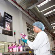 L'Oréal poursuit sa politique industrielle