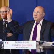 Contrats de génération : le pari de Hollande