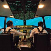 Peur en avion? Utilisez le DIF contre le stress