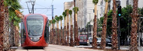 Alstom et la RATP font rouler le tramway de Casablanca