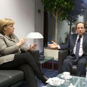 Europe : Merkel remet les pendules à son heure