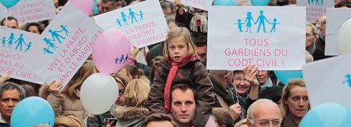 PMA: les opposants choqués par les propos de Hollande