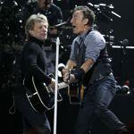 Bon Jovi et Bruce Springsteen.