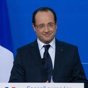 Hollande s'en prend à Berlusconi