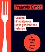 Le dernier livre de François Simon.