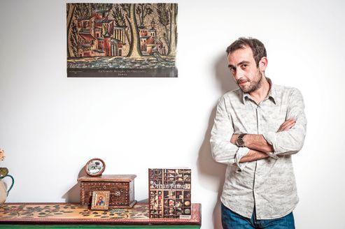 Jérôme Ferrari : les 4213 mégots de l'amour