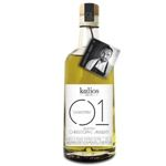 La bouteille d'huile d'olive Kalios de Christophe Aribert.