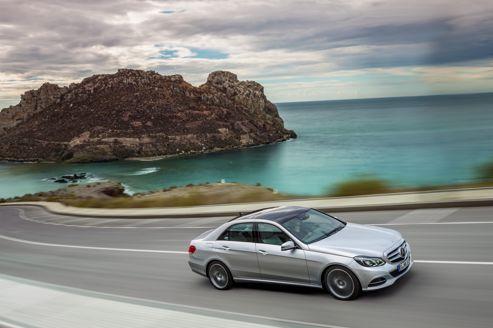 Mercedes Classe-E, nouvelles lignes, nouvelles technologies
